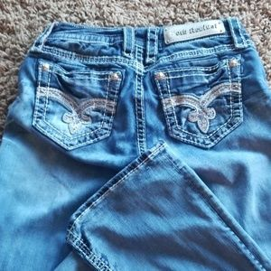 Womens Jeans Rock Revival sz 27